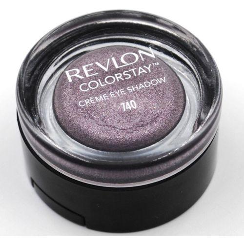 Revlon Colorstay Cream Eye Shadow 740 ( Black Currant ) 5.2 g(Black Currant)