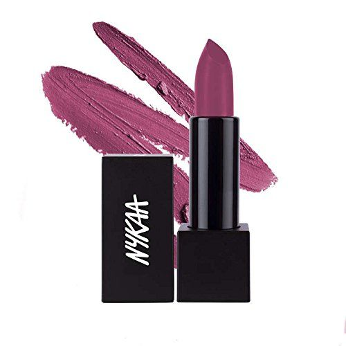Nykaa So Matte Lipstick Very Berry Collection - Mischievous Plum 10 M (4.2 gms)