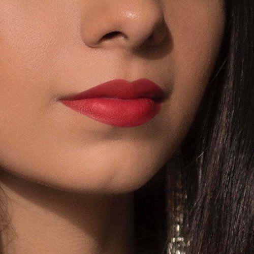 Nykaa Matte to Last Liquid Lipstick 13 Mumtaz (Orange)