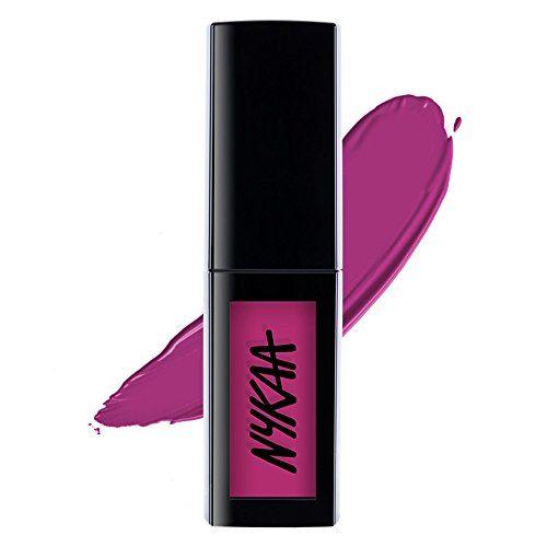 Nykaa Matte to Last Liquid Lipstick - 12 Jaan