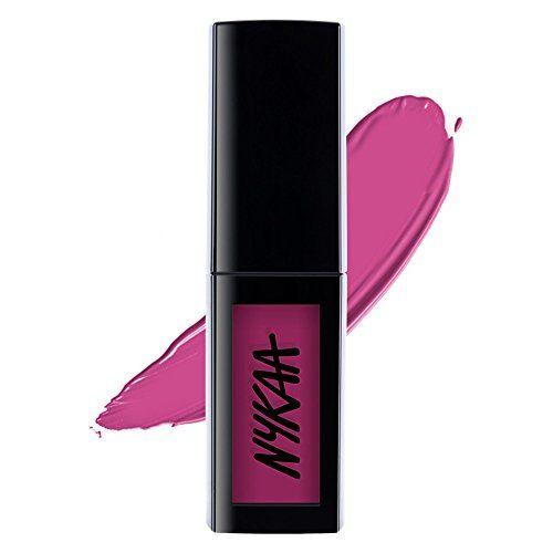 Nykaa Matte To Last ! Liquid Lipstick - Begum 08 (4.5ml)