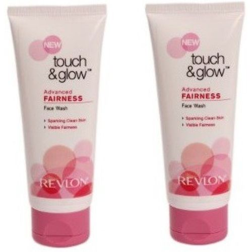 Revlon Touch & Glow Advanced Fairness ( Pack Of 2 ) Face Wash(100 g)