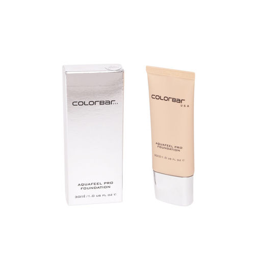 Colorbar Aquafeel Pro Pearl Castle Shade No.-004 Foundation 30 ml