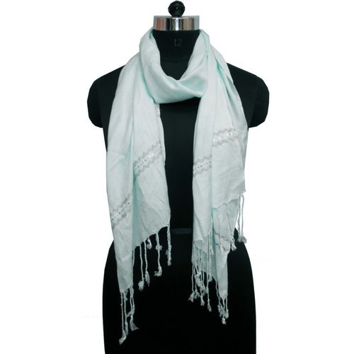 Get Wrapped Solid 100% VISCOSE Women's Stole