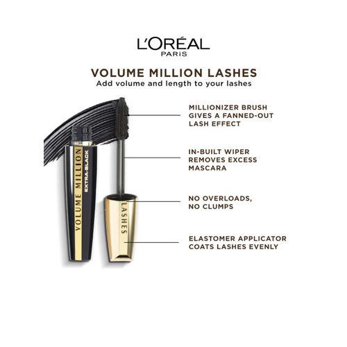 LOreal Infallible Eye Shadow & Million Lashes Mascara