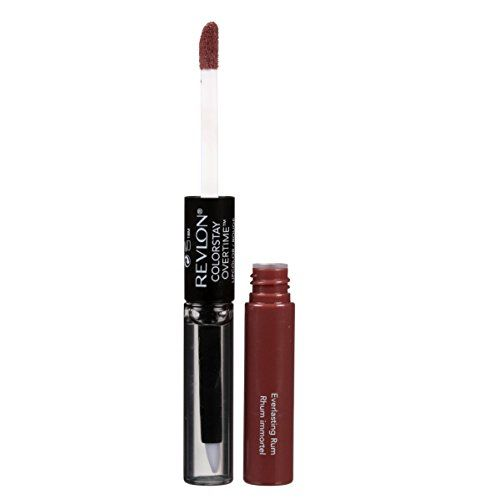 Revlon Colorstay Overtime Lip Color With SoftFlex, Everlasting Rum - 1 each