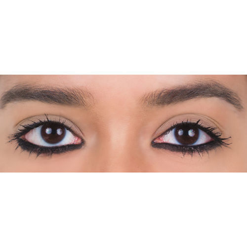 Nykaa Eyem Bold Kajal Eyeliner With Free Sharpener (Deep Black 001)