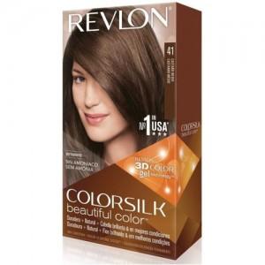 Revlon Medium Brown No-41 Hair Color(Colorsilk Beautiful Hair Color)