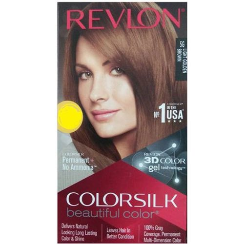 Revlon Colorsilk Hair Color(Light Golden brown)