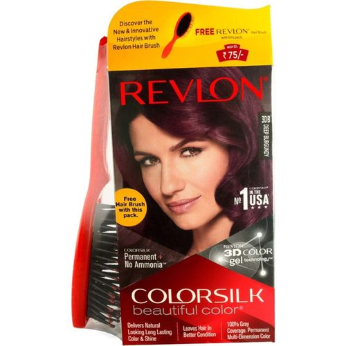 Revlon Colorsilk Hair Color(Deep Burgundy 3DB)