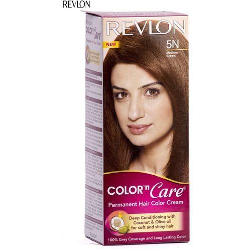 Revlon Color n Care Hair Color(Medium Brown)