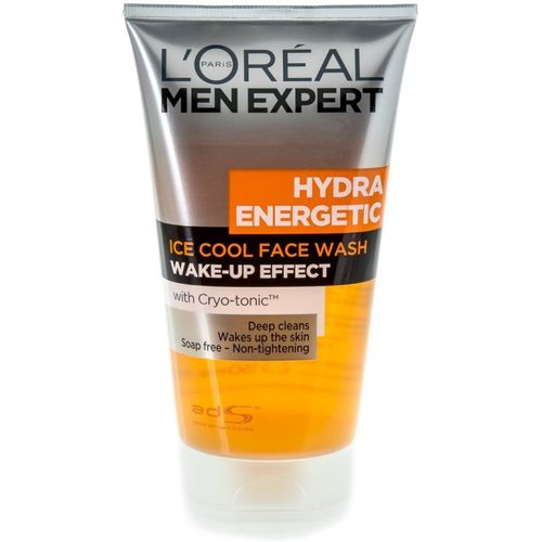 L'Oreal Paris Men expert Hydra energetic ice cool wake up effect Face Wash(149 ml)
