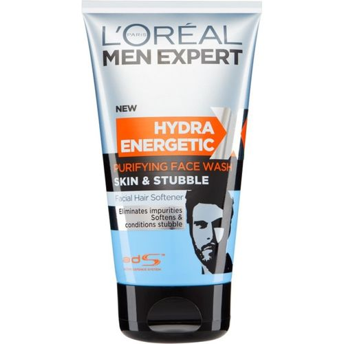 L'Oreal Paris Hydra Energetic purifying Skin & Stubble Face Wash(150 ml)