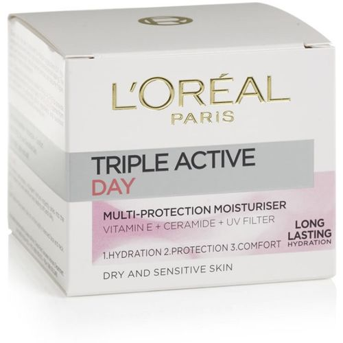 L'Oreal Triple Action Multi-Protection Day(49 ml)
