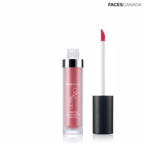 Faces Ultime Pro Longstay Liquid Matte Lipstick