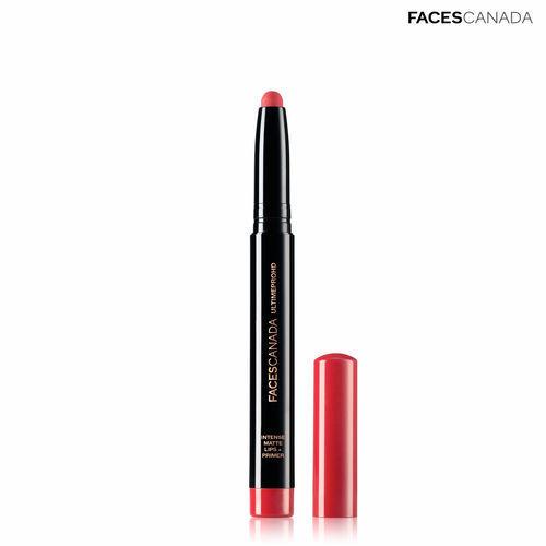Faces Ultime Pro Hd Intense Matte Lips + Primer