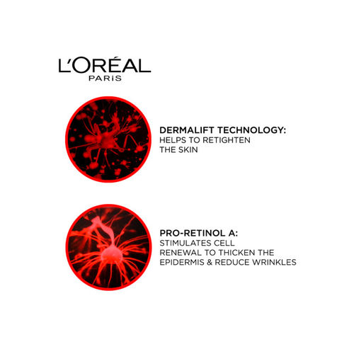 LOreal Paris Revitalift Day Cream SPF18