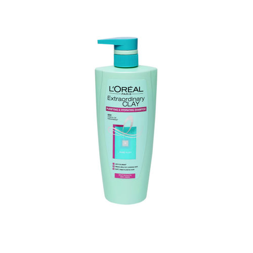 LOreal L'Oreal Paris Extraordinary Clay Shampoo 640 ml