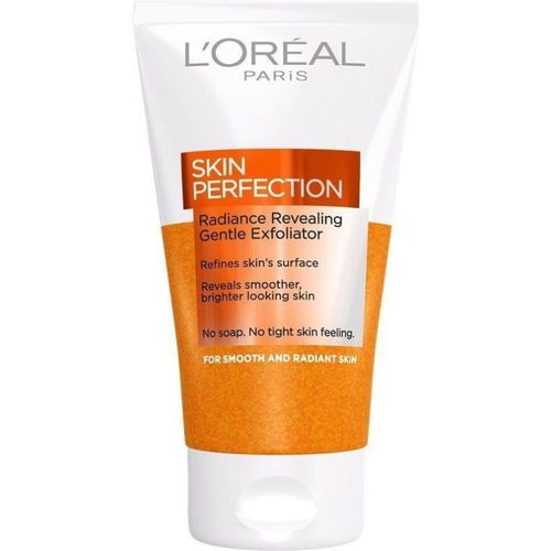 L'Oreal Paris Skin Perfection Radiance Revealing Gentle Exfoliator Cleansers Face Wash(150 ml)