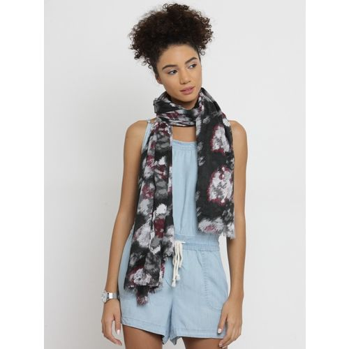 J Style Printed Cotton Women's Stole