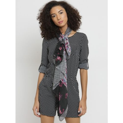 J Style Printed Cotton Women's Scarf