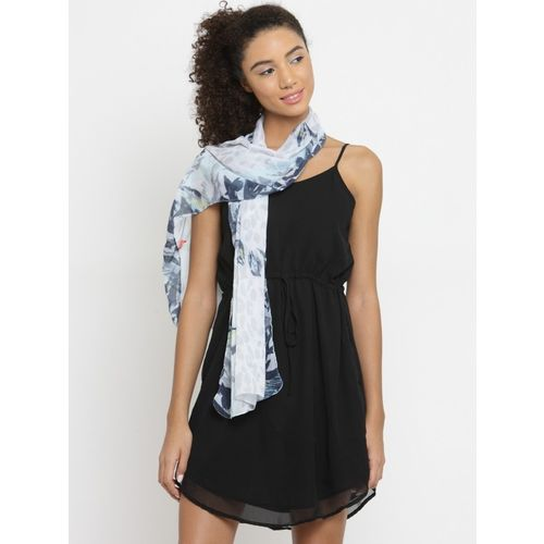 J Style Printed Cotton Women Stole