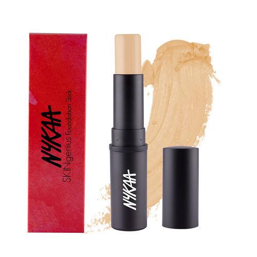 Nykaa Cosmetics Nykaa SKINgenius Foundation Stick Conceal Contour & Corrector