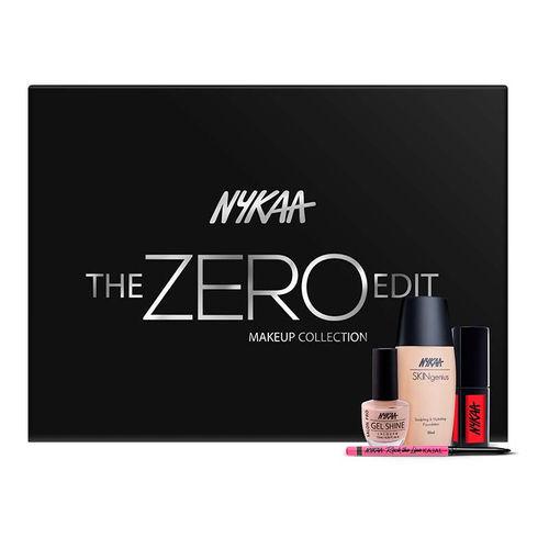 Nykaa Cosmetics Nykaa Zero Edit Make Up Collection