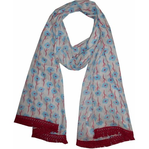 Get Wrapped Printed COTTON Women's Scarf