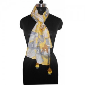 Get Wrapped Printed NYLON-VISCOSE Women's Scarf
