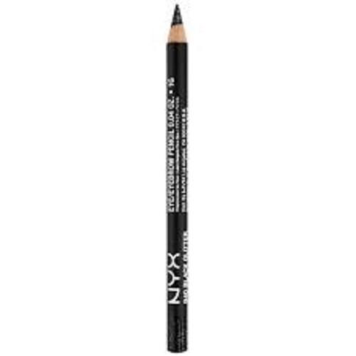 NYX Slim Eye Liner Pencil 940 Black Glitter