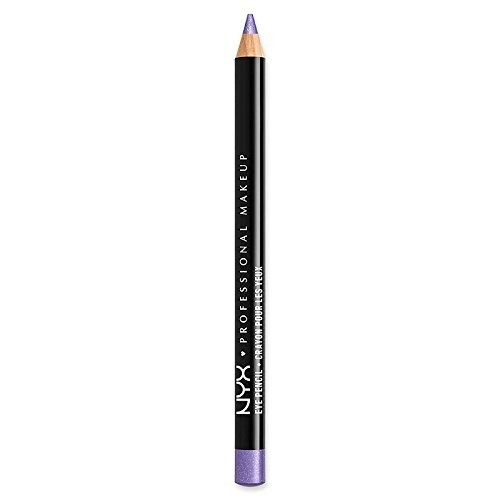 NYX Slim Eye Liner Pencil 935 Lavender Glitter