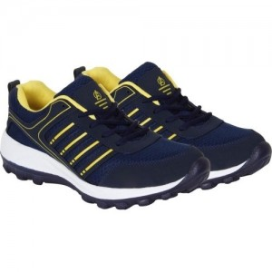 Aero Power Navy Blue Low Ankle Sports Shoes