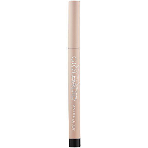 Maybelline New York Gigi Hadid Liquid Eyeliner, Black, 0.034 Ounce