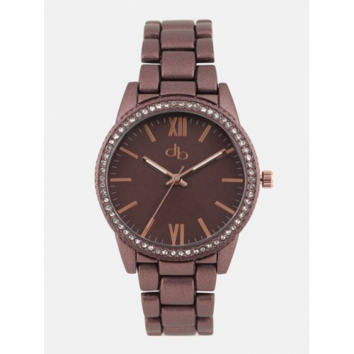 DressBerry Women Purple Analogue Watch TZ2524