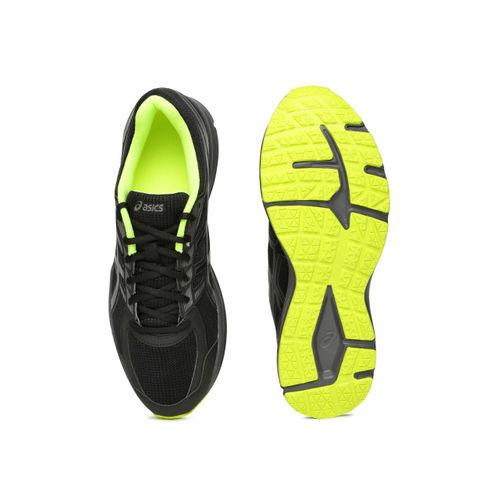 ASICS Men Black JOLT Running Shoes