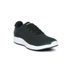 Adidas Green Adistark 3.0 Running Shoes