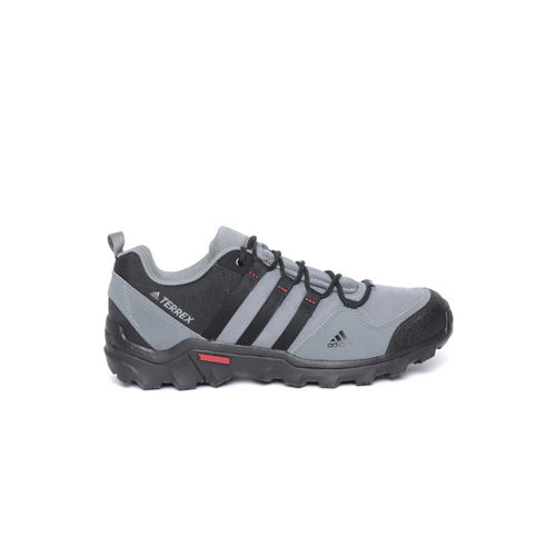 Buy Adidas Men Grey Path Cross II