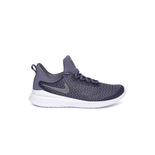144a14f9f9 Buy Nike Men Grey RENEW RIVAL Running Shoes online | Looksgud.in