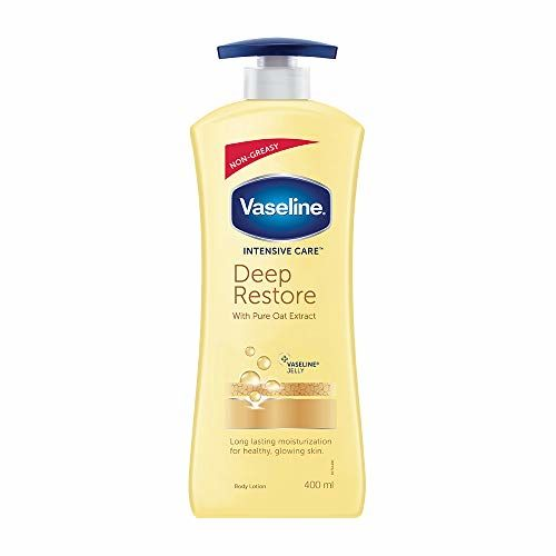 Vaseline Intensive Care Deep Restore Body Lotion, 400ml