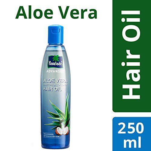 Parachute Advansed Aloe Vera Enriched Coconut hair Oil, 250ml