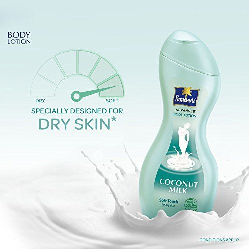 Parachute Advansed Body Lotion Soft Touch