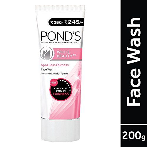 Pond's White Beauty Daily Spotless Lightening Face Wash, 200g