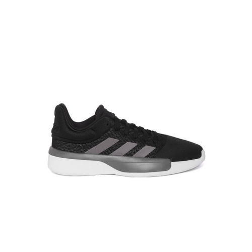 ADIDAS PRO ADVERSARY LOW 2019 Basketball Shoes For Men(Black)