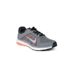 0e3b98f7cd7 Nike Women Grey Textured DART 12 MSL Running Shoes