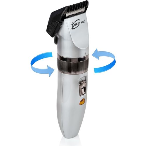 Perfect Nova (Device Of Man) PNHT 97c Rotating Blade Cordless Trimmer for Men(Silver)