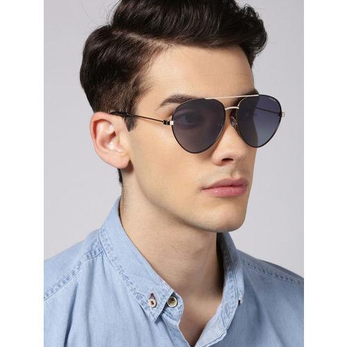 Polaroid Unisex Oval Sunglasses 6055/S 807 59WJ