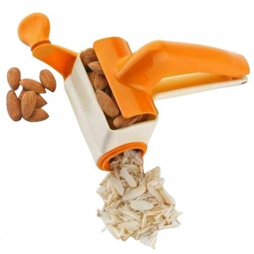 Other Manufacturer 2 In 1 Multi Purpose Rotary Drum Dry Fruit Slicer And Cheese Grater