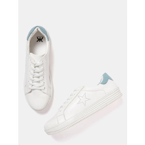b5400d16d Buy Kook N Keech Women White Sneakers online