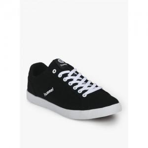 hummel Deuce Court Black Sneakers